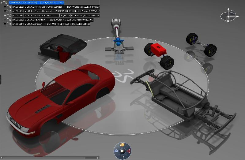 CATIA high capability of parts assembly for car and modifications on assembly and design for parts of car