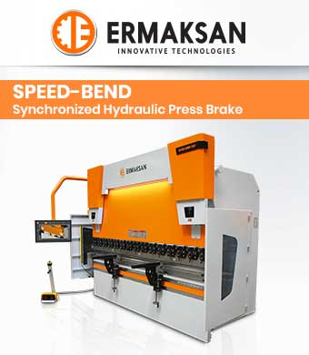 Synchronized Hydraulic Press Brake image