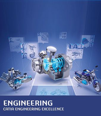 CATIA ENGINEERING image