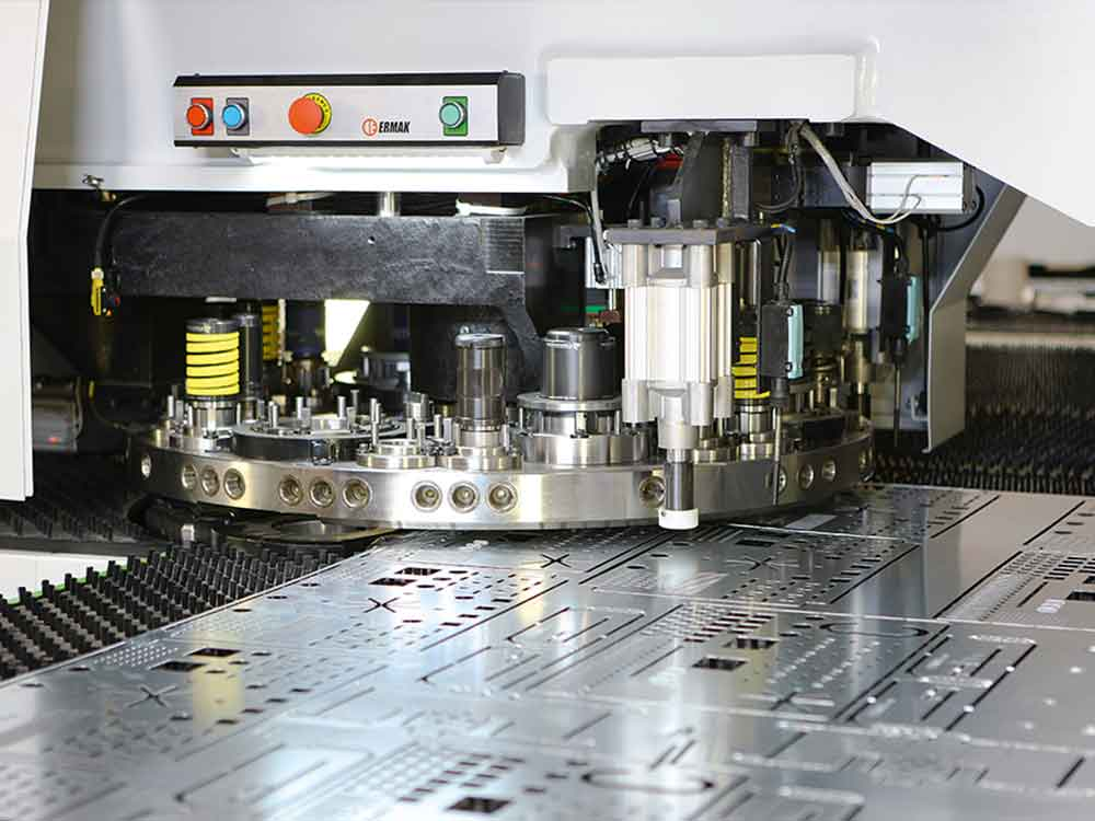 CNC Turret Punch Press Image