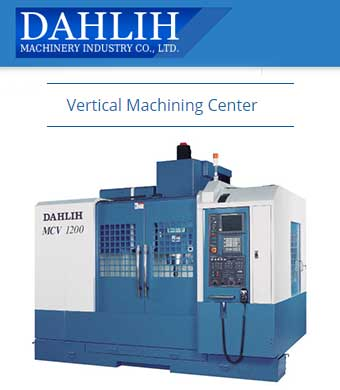 MCV-1020A Vertical Machining Center image