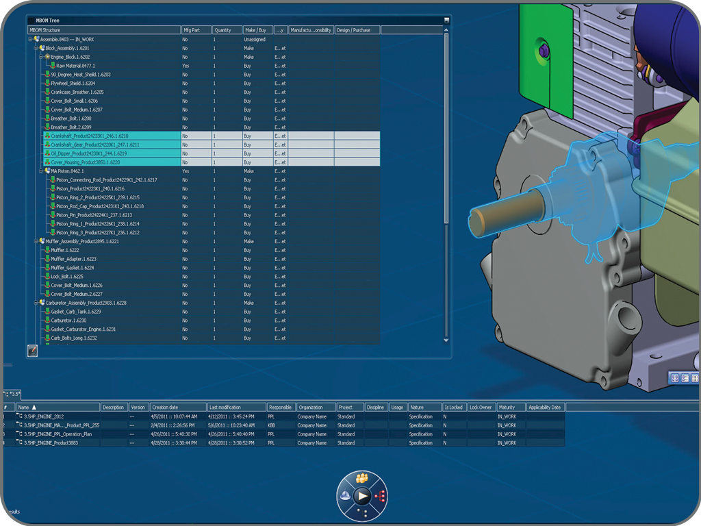 DELMIA automation simulation for manufacturing and industrial improvement