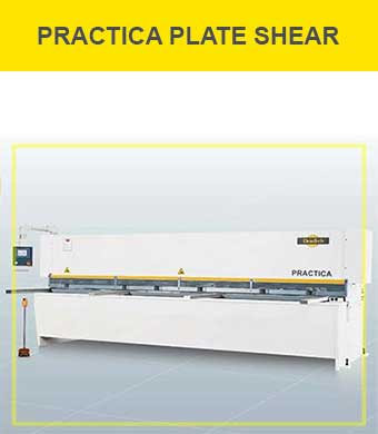PRACTICA hydraulic shears machines  image