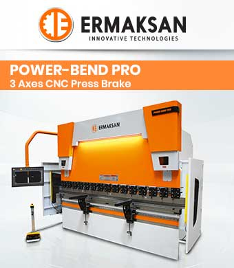 3 Axes CNC Press Brake image